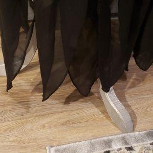 Skirts - NWOT Belly Dance Tassle Skirt